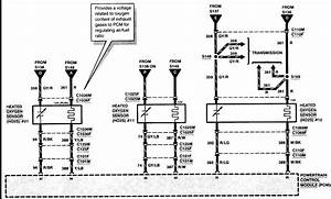 1996 Ford E150 Radio Wire Diagram