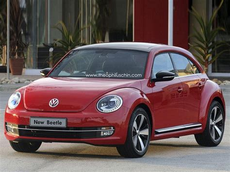 4 Door Beetle by Vw Might Make A New Beetle After All But It Could Be A 4