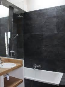 houzz bathroom tile ideas salle de bain moderne photos et idées déco de salles de bain