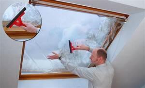 Dachfenster Sonnenschutzfolie Selbstde