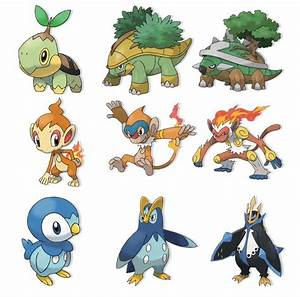 What Is Your Favorite Gen 4 Starter Poku00e9mon Amino