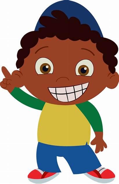 Quincy Dancing Einsteins Cartoon Toddler Clipart Expression