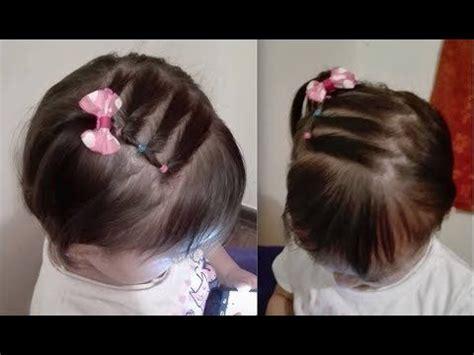 peinado  trenzas  bebes peinado  tejido en