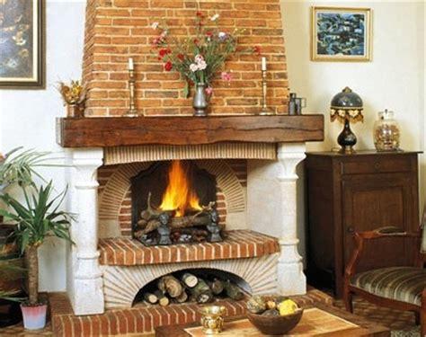deco bureau cheminée rustique photo 1 10 une cheminée rustique