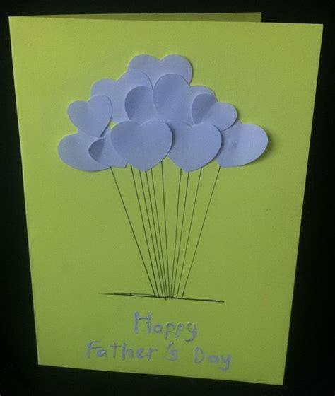 diy fathers day card ideas  tutorials  kids