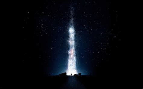 mg interstellar space night stars fire  wallpaper