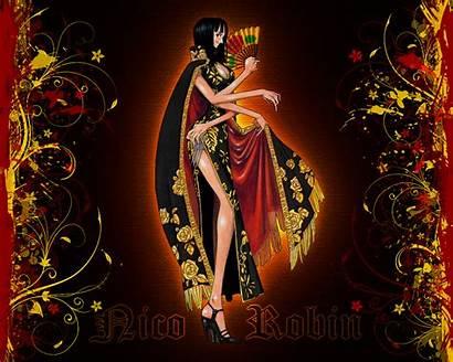 Robin Nico Piece Wallpapersafari Epic Wallpapers Zoro