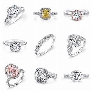 styles of diamond rings wedding promise diamond With types of wedding rings styles
