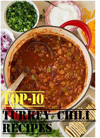 Chili Turkey Recipes Recipeporn Ingredient Pinchofyum Rockin