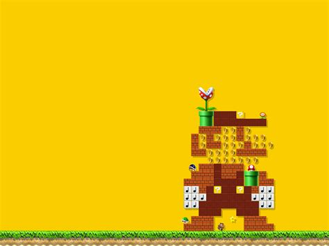 Super Mario Maker Official Wallpapers Gonintendo HD Wallpapers Download Free Images Wallpaper [1000image.com]