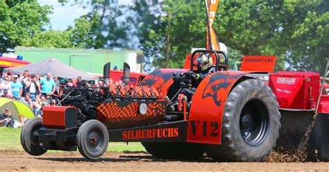 Contih Notulen tractor pulling news pullingworld new limited mod