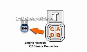 Part 1 P0141 P0161 Downstream O2 Sensor Test 2003