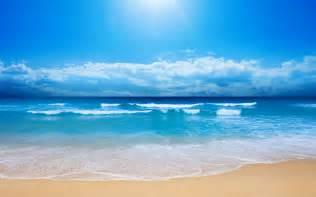 Holiday Beach - Wallpaper #11151
