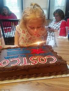 Kimber Walker has Costco-themed 5th birthday party Daily