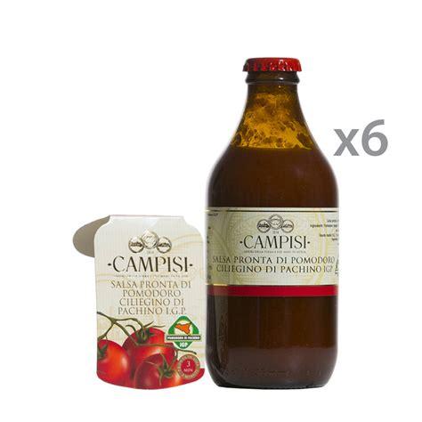 62461 Egghead Io Coupon by 6 Bottiglie Salsa Pomodoro Ciliegino Di Pachino Igp