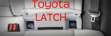 toyotas latch