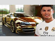 Amazing Collection Of Cristiano Ronaldo Cars Photos Videos
