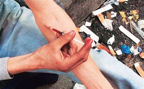 juvenile crimes  linked  drug abuse mail today