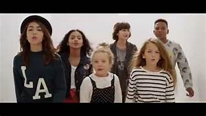 Video KIDS UNITED On Ecrit Sur Les Murs (Clip Officiel) @ kids'music