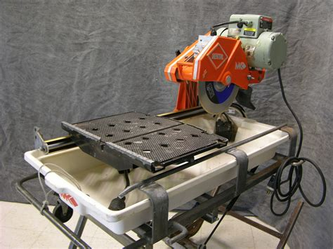 Mk 101 Tile Saw Stand by Tile Saw W Stand New Blade 2007 Mk Mk 101 Heavy