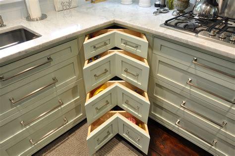 corner kitchen cupboards ideas pretty corner kitchen drawers with l shaped kitchen
