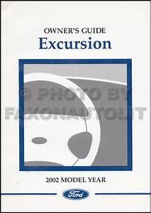 2002 Excursion  Super Duty F