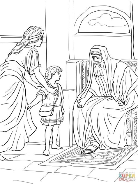 prophet samuel ausmalbilder ausmalbilder prophet samuel bible coloring pages hannah bible