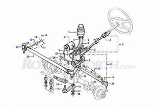 Range Rover Classic Steering - Rovers North