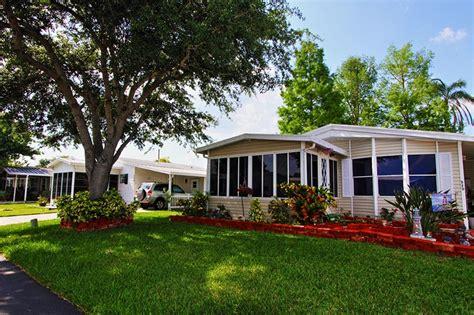 Manufactured Home Communities Florida