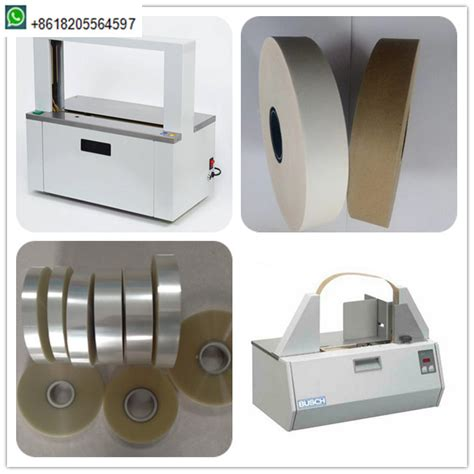 kraft paper banding tape mm  busch strapping machine buy kraft paper banding tape