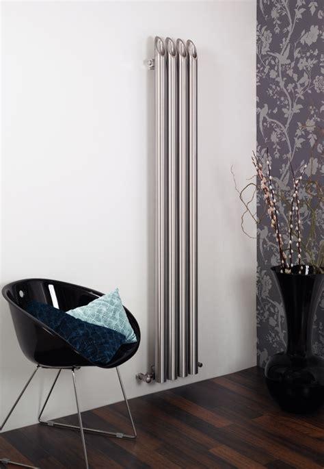 Design Heizkorper Kuche by Moderne Vertikale Design Heizk 246 Rper Aus Edelstahl Mit