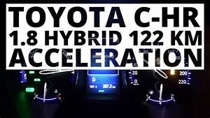 Toyota C Hr 1 8 Hybride 122 Distinctive : toyota c hr 1 8 hybrid 122 hp at acceleration 0 100 km h wideo w ~ Gottalentnigeria.com Avis de Voitures