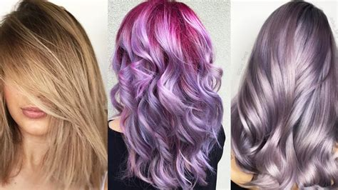 The New Hair Colour by New Hair Color Best Hairstyles Tutorial 2017 Best And