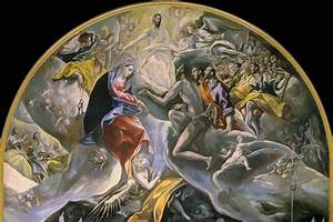 El Greco, Burial of the Count Orgaz – Smarthistory
