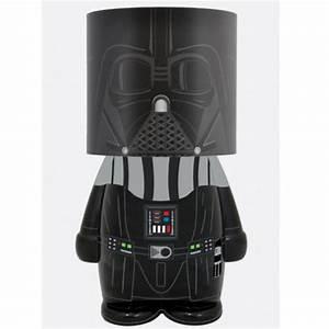 Lampe Star Wars : lampe d 39 ambiance led dark vador star wars commentseruiner ~ Orissabook.com Haus und Dekorationen