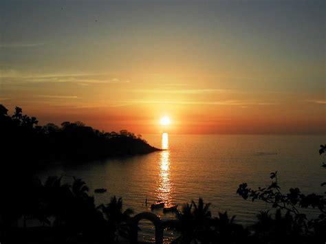 Puerto Vallarta Sol En Puerto Vallarta Sunset