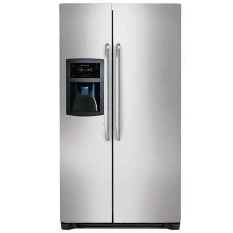 samsung 21 5 cu ft side by side refrigerator in