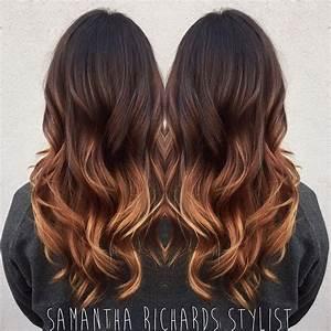 Ombré Hair Marron Caramel : best 25 caramel ombre hair ideas on pinterest ~ Farleysfitness.com Idées de Décoration