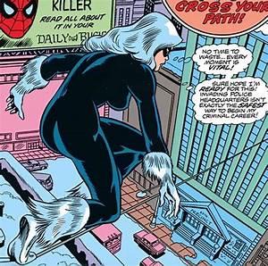 Photo Collection Black Cat Marvel Comics