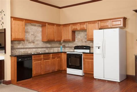 solid wood ready to assemble kitchen cabinets brilliant and stylish toffee cabinets are solid 9775