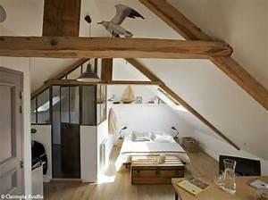Deco Maison Avec Poutre : une maison typique au bord de la mer on en r ve elle ~ Zukunftsfamilie.com Idées de Décoration