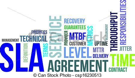 service level agreement clipart clipart suggest