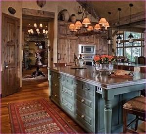 Rustic, Lake, House, Decorating, Ideas