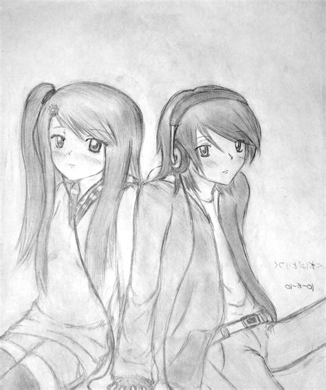 Photos Anime And Drawing Best Drawing Sketch Beautiful Pencil Anime Drawing Black And White Beautiful