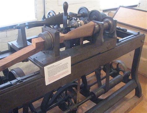 photo index ames manufacturing  gunstock lathe