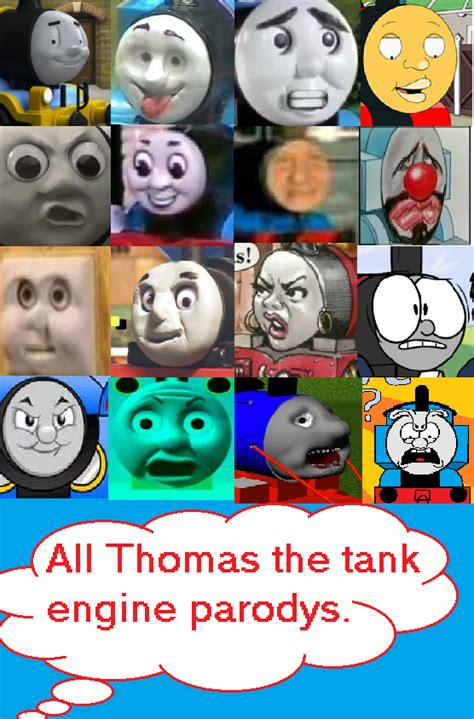 the tank engine wall decor tribute to and friends parodys by g1bfan on deviantart