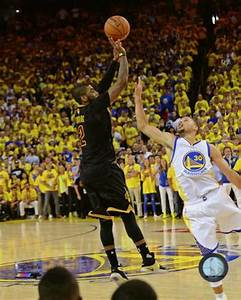Kyrie Irving Three Pointer Game 7 of the 2016 NBA Finals ...