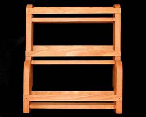 spice rack Freedom Wood Designs