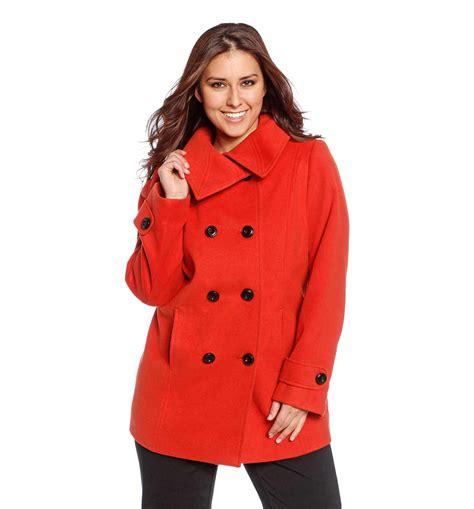 manteau femme grande taille pas cher et tendance