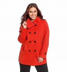 Vetement Femme Original Tendance : manteau femme grande taille pas cher et tendance ~ Melissatoandfro.com Idées de Décoration